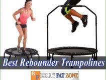 Top 19 Best Rebounder Trampolines 2021