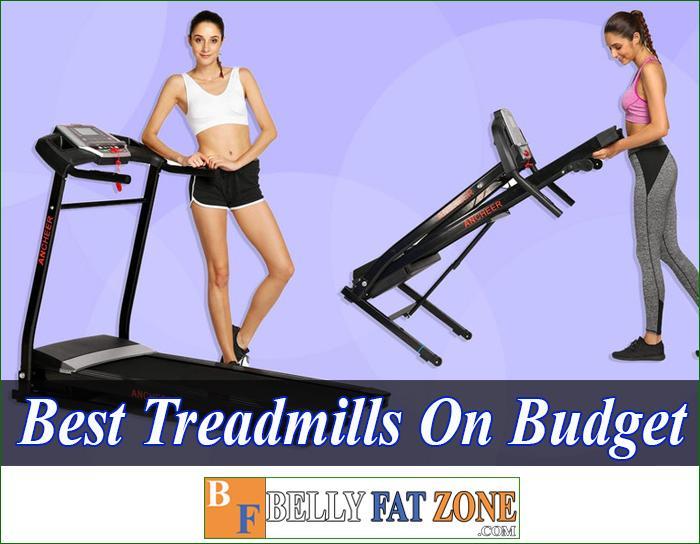 Top 12 Best Treadmills On a Budget 2021