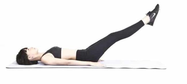 Leg lift exercises