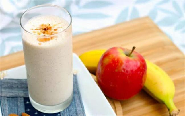 Banana smoothie helps with weight loss