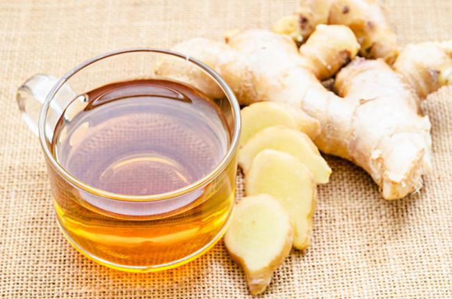 Here are some suggestions on how to make ginger tea with health benefits