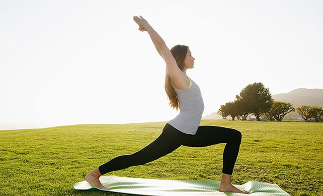 Yoga makes you taller