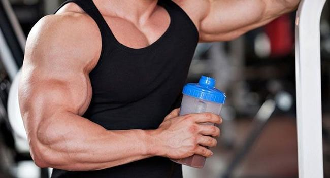 Does insulin help build muscle?