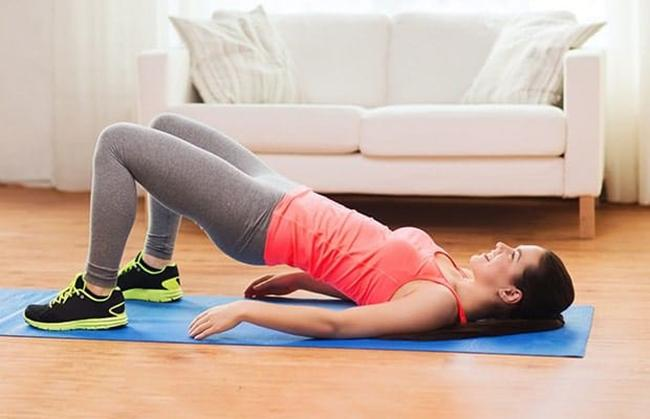 Exercises to reduce belly fat lift hips
