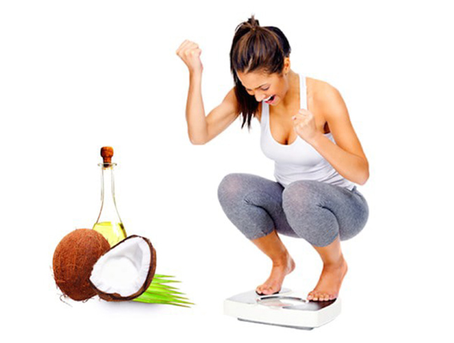 Drinking coconut water can lose weight?