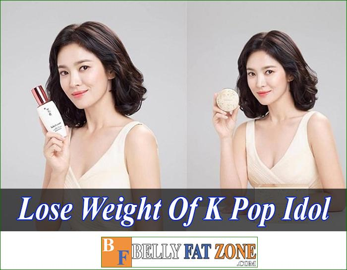 The Ways lose weight of K Pop Idols