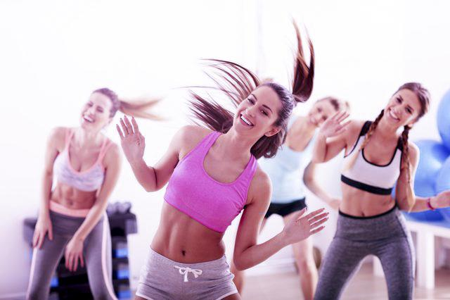 According to research studies, an hour of practicing Zumba dance can burn from 600 to 700 Kcal.
