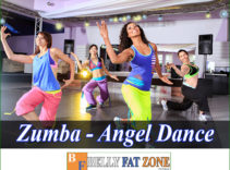Zumba – Angel Dance! Do You Want To be Happy Right Now?