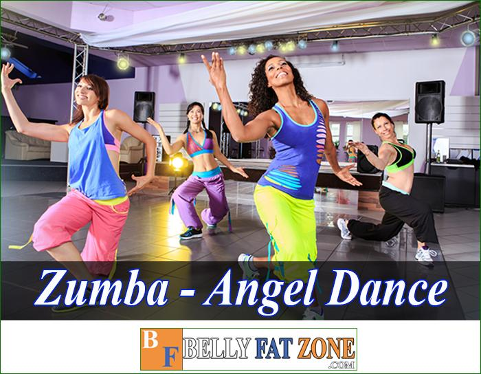 Zumba - Angel Dance! Do you want to be happy right now?