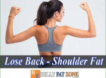 "The Fastest Way to Lose Back and Shoulder Fat ""is easy"""