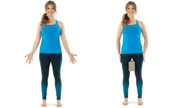 Help improve standing posture