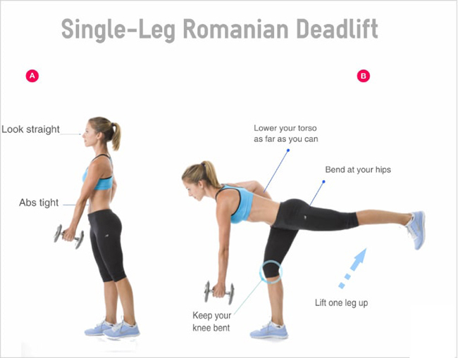 what is a deadlift workout 1