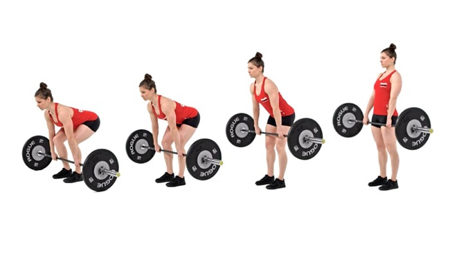 Guide you to practice Deadlift correctly