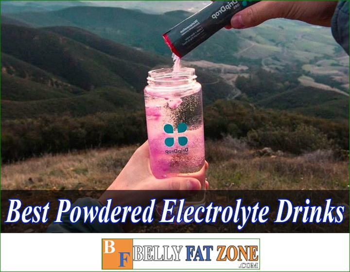 Top 12 Best Powdered Electrolyte Drinks 2021