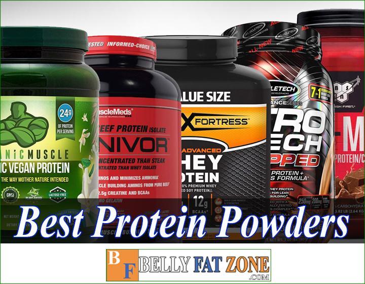 Top 19 Best Protein Powders 2021