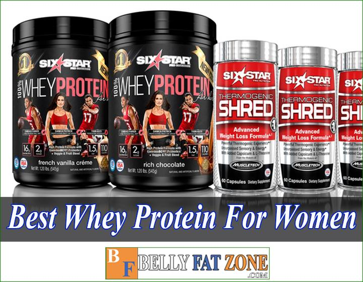 Top 18 Best Whey Protein For Women 2021