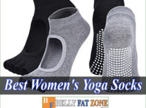 Top 19 Best Women's Yoga Socks 2021