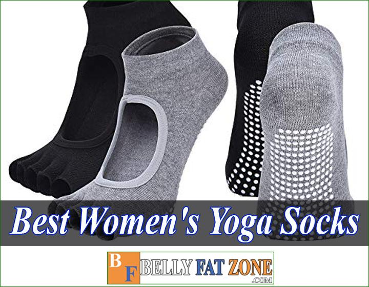 Top 19 Best Women's Yoga Socks 2021