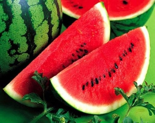 Watermelon support weight loss, reduce fat