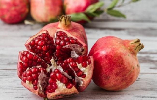 Pomegranate lose weight