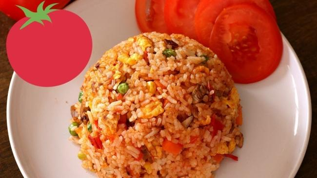 Day 5: Rice and tomatoes of weight loss methods General Motors Diet