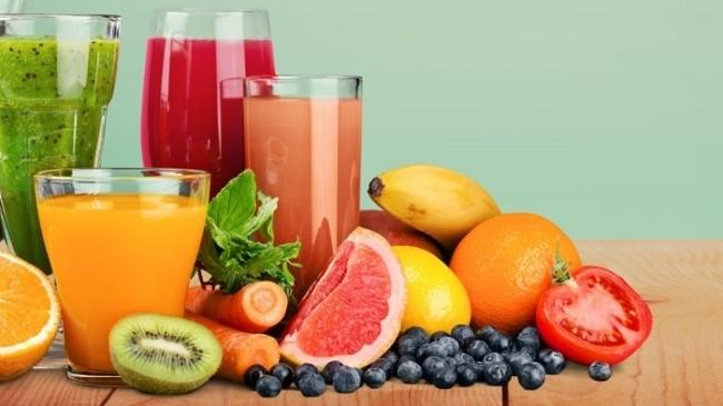 Lose weight with fruit juice fast performance.