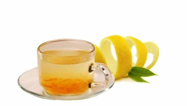 Honey and grapefruit peel weight loss.
