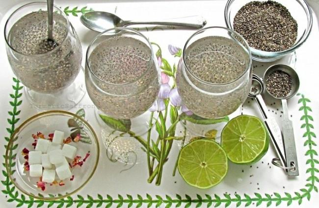Drink chia seeds effective weight loss