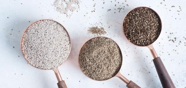 "chia seeds is not only nutritious foods, ""gold"" but also extremely effective weight loss."