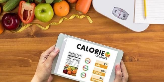 Control calorie intake per day