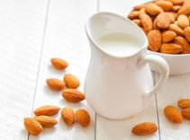 How to Lose Weight With Almond Milk and Nut Milk?