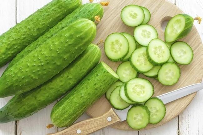 Lose weight with cucumber slim fit for those beautiful skin.