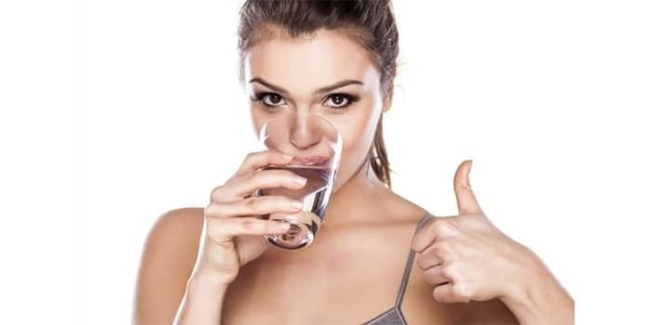 Drink water properly effective weight loss