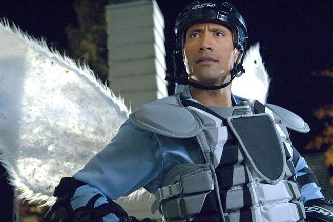 The rock cinematic universe 23