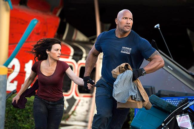 The rock cinematic universe 3