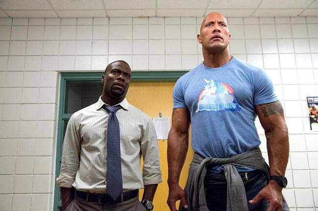 The rock cinematic universe 8