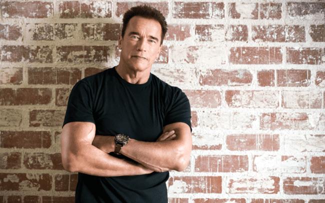 Arnold Schwarzenegger motivational quotes
