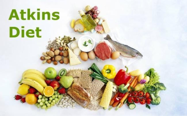 Foods that should be noted when the Atkins diet