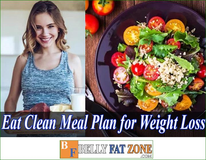"7 Day Clean Eating Meal Plan for Weight Loss? Menu Lose Weight Eat Clean ""Expedited"""