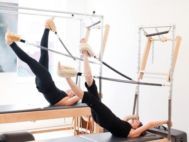 Pilates is a widely remembered sport that is hanging in the air.