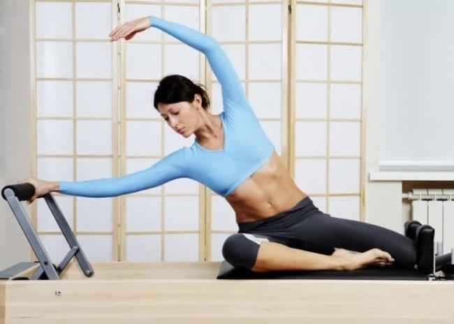 Pilates also improves back pain condition.