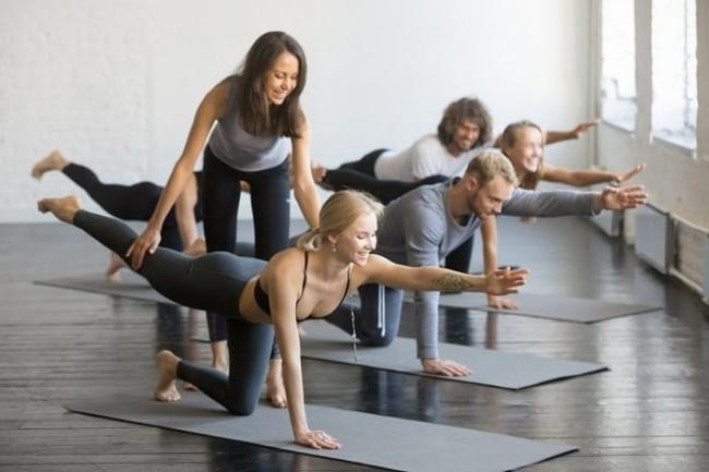 Effects of Pilates also helps maintain balance.