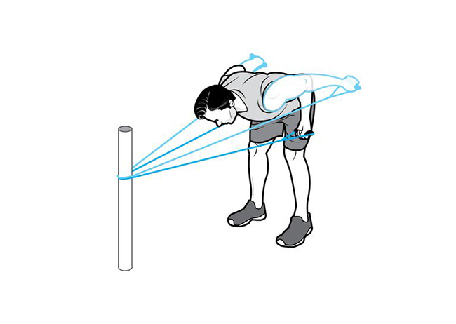 Dual Cable Reverse-Grip Kickback