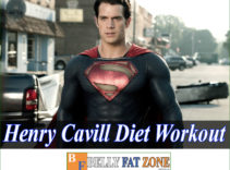 Henry Cavill Diet and Workout To Become Superman