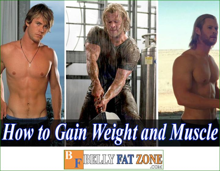 How to gain weight and muscle in the gym? based on science