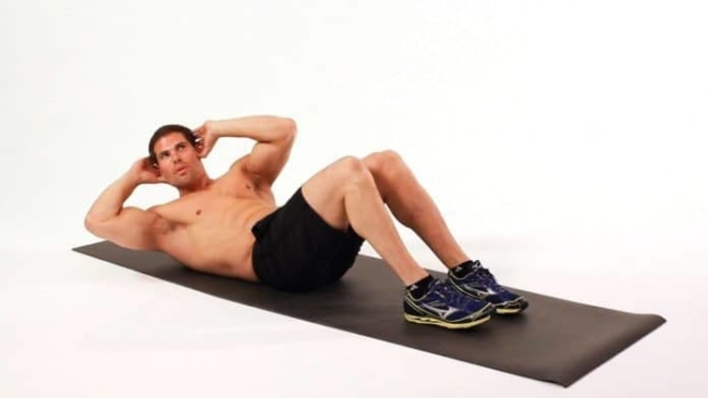 Reduce hip fat simply with this exercise