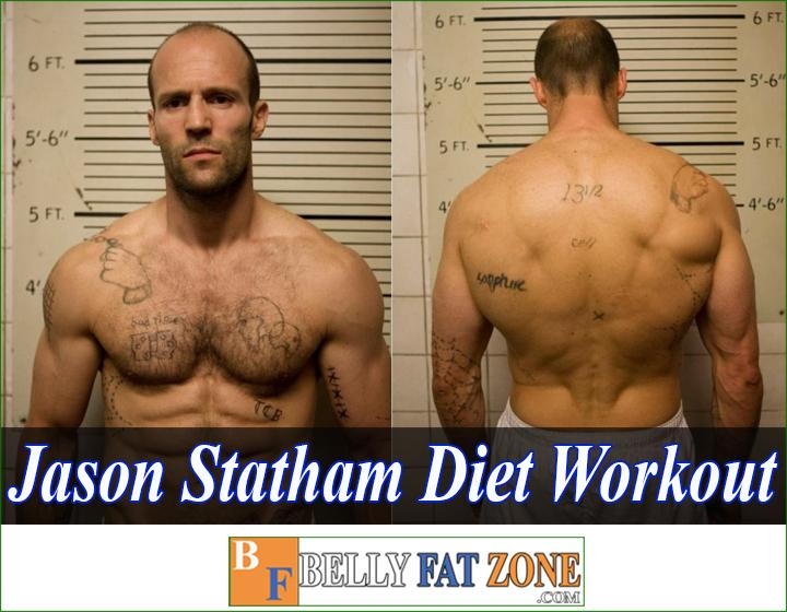 Jason Statham Diet Workout