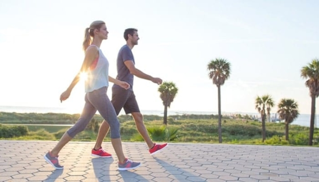 Exercise to lose weight simply and effectively from Korean stars that you should learn it walk.
