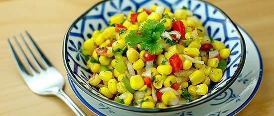 Corn salad bar cool weight loss, vitamin supplements for body