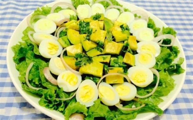 Butter egg salad effective weight loss
